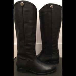 FRYE Melissa Button 2 Tall Knee Riding Boots Sz 6